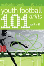101 Youth Football Drills cover