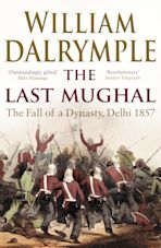 The Last Mughal cover