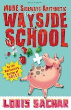 More Sideways Arithmetic from Wayside School cover