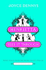 Henrietta Sees It Through cover