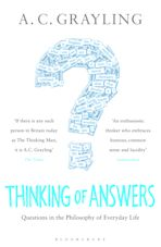 Thinking of Answers cover