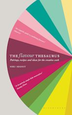 The Flavour Thesaurus cover