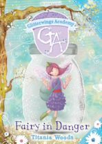 GLITTERWINGS ACADEMY 14: Fairy in Danger cover