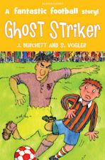The Tigers: Ghost Striker! cover