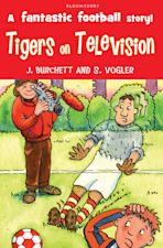 The Tigers: Tigers on Television cover