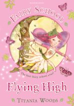 GLITTERWINGS ACADEMY 1: Flying High cover