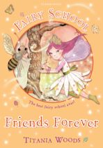 GLITTERWINGS ACADEMY 3: Friends Forever cover