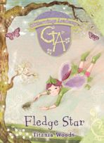 GLITTERWINGS ACADEMY 5: Fledge Star cover