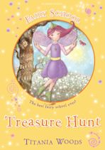 GLITTERWINGS ACADEMY 10: Treasure Hunt cover