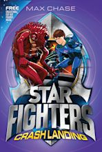 STAR FIGHTERS 4: Crash Landing cover
