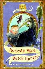 Honesty Wart: Witch Hunter! cover