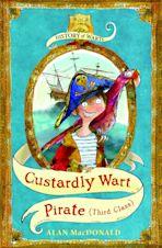 Custardly Wart: Pirate (third class) cover