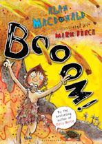 Iggy the Urk: BOOOM! cover
