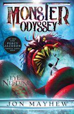 Monster Odyssey: The Eye of Neptune cover