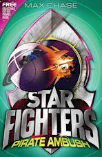 STAR FIGHTERS 7: Pirate Ambush cover