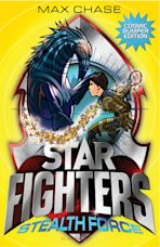 STAR FIGHTERS BUMPER SPECIAL EDITION: Stealth Force cover