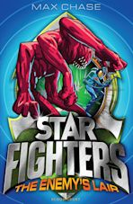 STAR FIGHTERS 3: The Enemy's Lair cover