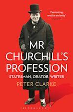Mr Churchill's Profession cover
