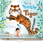 Never Tickle a Tiger cover
