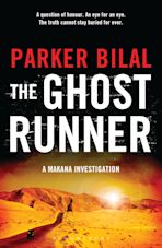 The Ghost Runner cover
