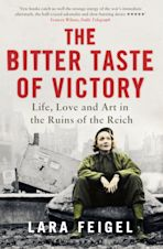 The Bitter Taste of Victory cover