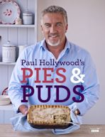 Paul Hollywood's Pies and Puds cover