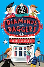 Marsh Road Mysteries: Diamonds and Daggers cover