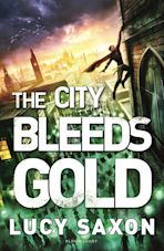 The City Bleeds Gold cover