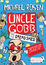 Uncle Gobb and the Dread Shed cover