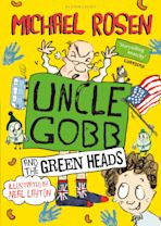 Uncle Gobb And The Green Heads cover