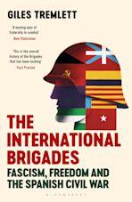 The International Brigades cover