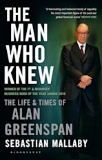 The Man Who Knew cover