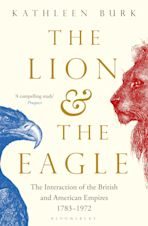 The Lion and the Eagle cover