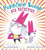 Penelope Snoop, Ace Detective cover