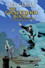 The Graveyard Book Graphic Novel, Part 2 cover