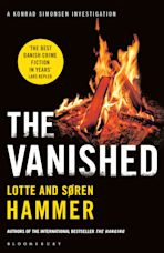 The Vanished cover