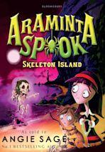 Araminta Spook: Skeleton Island cover
