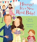 Hooray! It's a New Royal Baby! cover