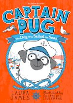 Captain Pug cover