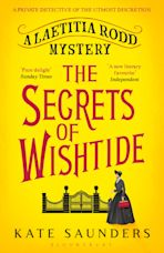 The Secrets of Wishtide cover