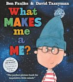 What Makes Me A Me? cover