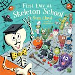 First Day at Skeleton School cover
