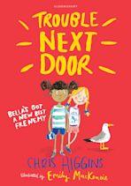 Trouble Next Door cover