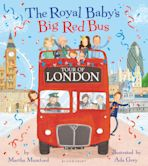 The Royal Baby's Big Red Bus Tour of London cover