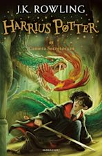 Harry Potter and the Chamber of Secrets (Latin) cover