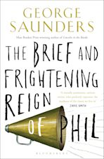 The Brief and Frightening Reign of Phil cover