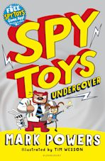 Spy Toys: Undercover cover