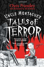 Uncle Montague's Tales of Terror cover
