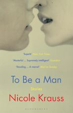 To Be a Man cover