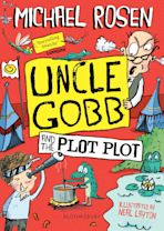 Uncle Gobb and the Plot Plot cover